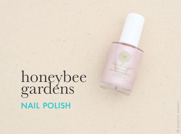 Honeybee Gardens Nail Polish — a favorite find on Eclectic Affinity